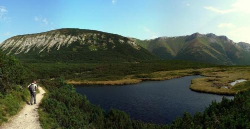 Slovakia vysoke tatry mountains